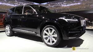 volvo 2015 xc90 interior. 2015 volvo xc90 t8 exterior and interior walkaround debut at 2014 paris auto show youtube xc90 t