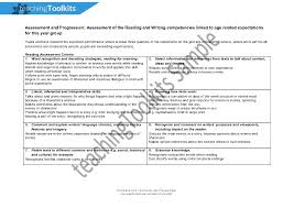 ks writing assessment sample teachingtoolkits writing assessment for year 3 spring term click to enlarge
