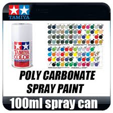 Tamiya Ps Paint Chart Tamiya Ps 3 Light Blue 100ml Spray Can 86003