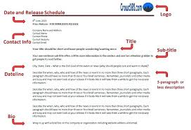 Simple Press Release Template Product Press Release Template Simple Press Release Example And