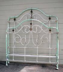 brilliant vintage metal twin bed frame 17 best ideas about antique iron beds on antique