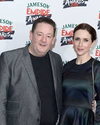 Comedian larks around with open all hours castmates as he is seen for the first time after announcing the end of his. Johnny Vegas Wife Is Johnny Vegas Still Married Celebrity News Showbiz Tv Express Co Uk