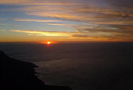 south africa children s hospital volunteers real gap experience beautiful table mountain sunset