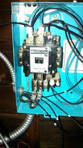 how to wire in the pilot valve on an atlas copco le7 atlas copco le7 80g air compressor control panel
