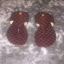 Tory Burch Shoes | Authentic Tory Burch Kent Quilted Sandal | Poshmark