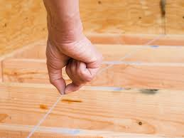 chic laying wood flooring laying a plywood suloor diy