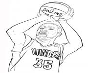 Small Picture NBA Coloring Pages Free Printable