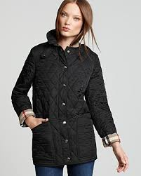 Burberry Brit Fairstead Quilted Jacket in Black | Lyst & Gallery Adamdwight.com