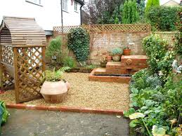 Small Picture Small Backyard Landscaping Ideas On A Budget Photo Design