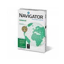<b>Бумага Navigator Paper Universal</b> А4 80g/m2 500 листов   www.gt ...