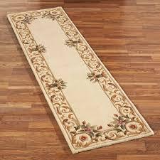 harmony border rug runner 23 x 8