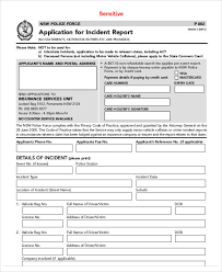 Sample Critical Incident Report Resume Examples Resume