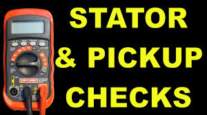 Ignition Pickup And <b>Stator</b> Checks For AC <b>Scooters</b>, ATVs, & More ...