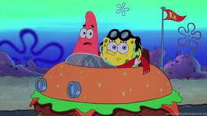 Aesthetic Spongebob Desktop Background ...
