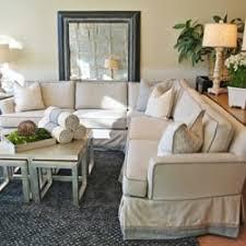 quatrine custom furniture. Photo Of Quatrine Custom Furniture - Birmingham, MI, United States.  Slipcovered Sienna Sectional Quatrine Custom Furniture T