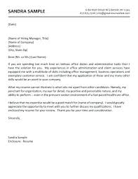 Medical Assistant Cover Letter No Experience Entry Level Medical