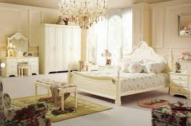 Traditional White Bedroom Furniture Tradition 25928 | leadsgenie.us