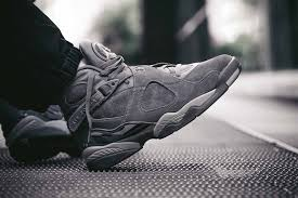 jordan 8 cool grey. now available: air jordan 8 cool grey