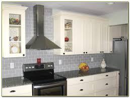 Subway Kitchen Tiles Backsplash Dark Grey Subway Tile Backsplash Caracteristicas