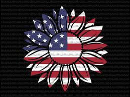 Free svg image & icon. 4th Of July Svg American Flag Svg Sunflower Flag Svg Sunflower 4th Of July Svg Independence Day Svg Cut Files Patriot Patriotic T Shirt Design For Purchase Buy T Shirt Designs