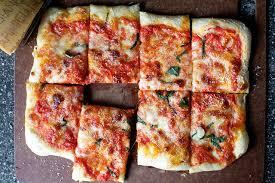 Lazy Pizza Dough Favorite Margherita Pizza Smitten Kitchen