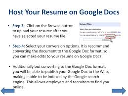 Get Noticed With An Interactive Resume Ppt Video Online Download