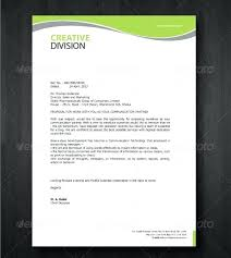 Free Company Letterhead Template – Mklaw