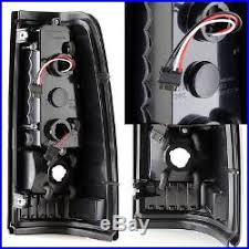 cargo light wiring silverado cargo image wiring 1999 2002 chevy silverado gmc sierra led red clear tail lights on cargo light wiring silverado