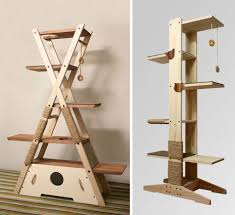 modern cat tree furniture. 27 before and after cat photos that prove theyu0027re always kittens at heart modern tree furniture