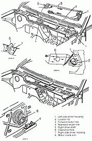 Dakota windshield wiper motor wiring diagram ford afi wires electrical system marine home building 840