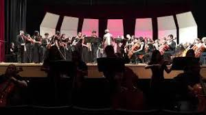 Music from Incredibles Two - Centennial HS Orchestra - YouTube