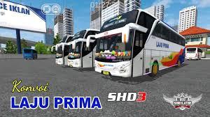 Yuk segera menuju link download livery. Livery Bus Laju Prima Legacy Livery Bus