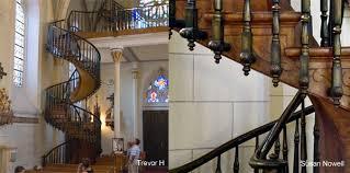 the loretto chapel staircase