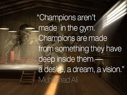 Inspirational Athletic Quotes