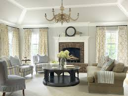 living room curtains beige