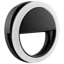 Селфи-кольцо Protech Selfie Ring Light Black (XJ ... - ROZETKA