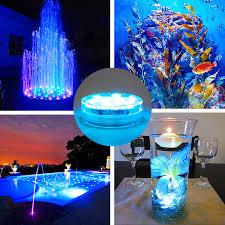 Efx Led Lights Led Glass Pot Hookah Light