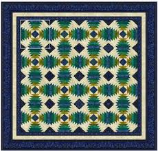 Quilt Inspiration: Pineapple delight: Pineapple log cabin quilts! & Royal Pineapple is made with 14