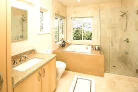 japanese bathroom design bathroom design built in porcelain tub with wood base modern and minimalist vanity