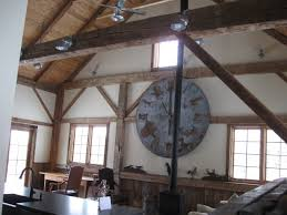 featured customer galvanized barn lights ceiling fans complete rustic look for barn home