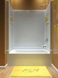 tub and shower units 4 piece tub shower unit with whirlpool one piece tub shower units tub and shower units