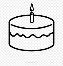 All our coloring pages are easy to print. Coloring Book Slice Of Cake Coloring Pages First Birthday Hd Png Download Vhv