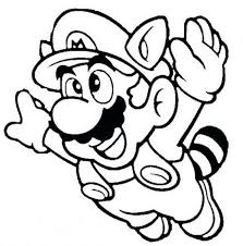 11 Mario Coloring Pages Printable Free Color Zini