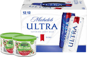 michelob ultra and planters nutrition nut mi offer