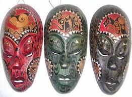 Mask Decorating Supplies Artist inspired decorating designs interior art supplies 34