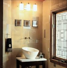 nice looking small bathroom inspiring design presenting impressive washbowl vanity with harmonious track lighting for also affordable neutral wall tile