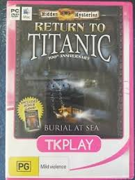 The agency of anomalies 2 game pack cinderstone orphanage + last performance hidden object pc game. Hidden Mysteries Return To Titanic Pc Game Hidden Object Game Ebay