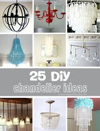 diy chandeliers creative lamps 3