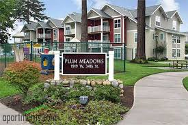 Captivating Plum Meadows Is A Vancouver Apartment Community That Rents Out Efficiency  Or Studio, 1, 2 And 3 Bedroom Floor Plans With 1 Or 2 Baths.