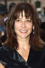 Medium Length Hairstyles 2015 92 Wonderful Sophie Marceau Medium Layered Cut Shoulder Length Hairstyles